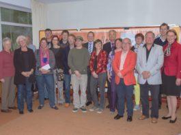 Vorstandmitglieder der FWG Trier und der Vereine