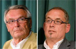 In Gerolstein gewann Herausforderer Friedhelm Bongartz (CDU) knapp gegen dem amtierenden Stadtbürgermeister Bernd May (parteilos).