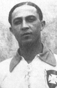 Arthur Friedenreich - der erste farbige Nationalspieler Brasiliens.