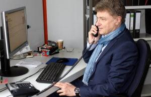 Der Trierer Politikwissenschaftler Professor Dr. Wolfgang H. Lorig war wegen seiner Kritik öffentlichen Anfeindungen ausgesetzt.