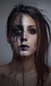 Dieses Selbstporträt ist das Lieblingsbild von Katharina Jung.