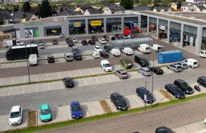 """Das """"Forum Castelnau"""" schafft ein neues Zentrum in Feyen-Weismark."""