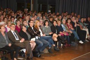 Die Stadthalle in Bitburg war ausverkauft.
