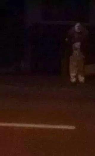 Dieser Clown wurde laut Facebook in Luxemburg gesehen