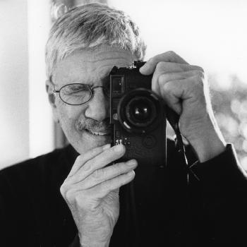 Ein Selbstportrait des Fotografen.