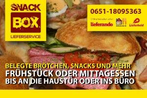 SNACK-BOX-TRIER