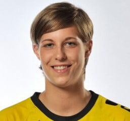 Die Luxemburgerin Tina Welter wird in der kommenden Saison für die Miezen spielen.