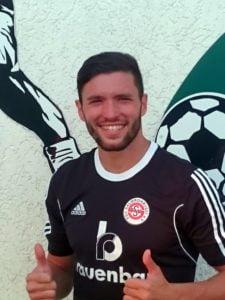 Deniz Siga ist der neue Stürmer des FSV Salmrohr. Foto: FSV Salmrohr
