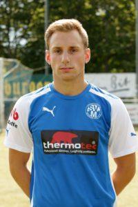 Klasse Einstand: Jan Brandscheid erzielte bei seinem Pflichtspieldebüt für Mehring einen Treffer. Foto: SV Mehring