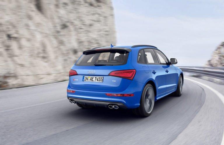 Noch mehr Power und Top-Ausstattung: Der neue Audi SQ5 TDI plus