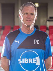 Der frühere Bundesliga-Torjäger Peter Cestonaro ist Coach des TSV Steinbach. Foto: TSV Steinbach