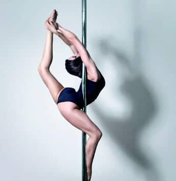 Helena Pole-Akrobatik