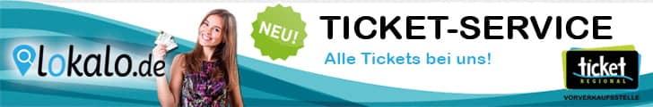 lokalo.de Ticket Service Tickets Regional