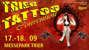 Trier Tattoo Convention 2016