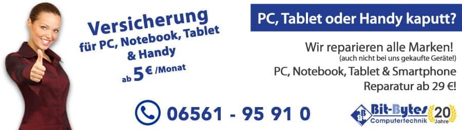 PC Versicherung