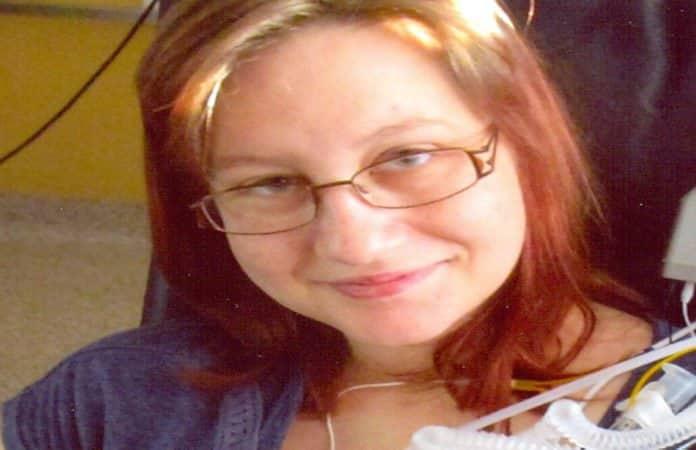 Die vermisste 28-jährige Cindy Müller.