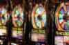 Spielautomat im Casino