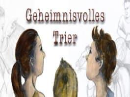 "Cover ""Geheimnisvolles Trier"""