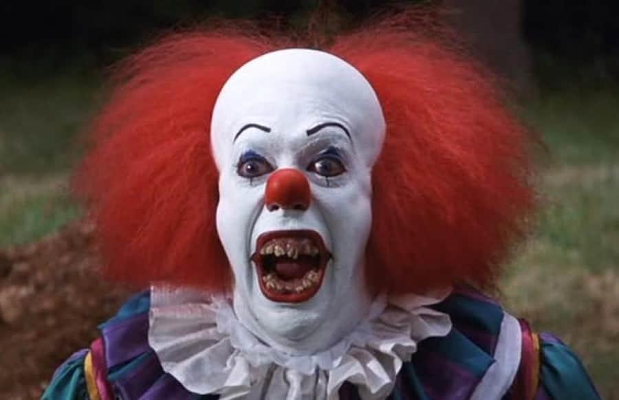 achtung horror clowns fake oder echte grusel attacken. Black Bedroom Furniture Sets. Home Design Ideas