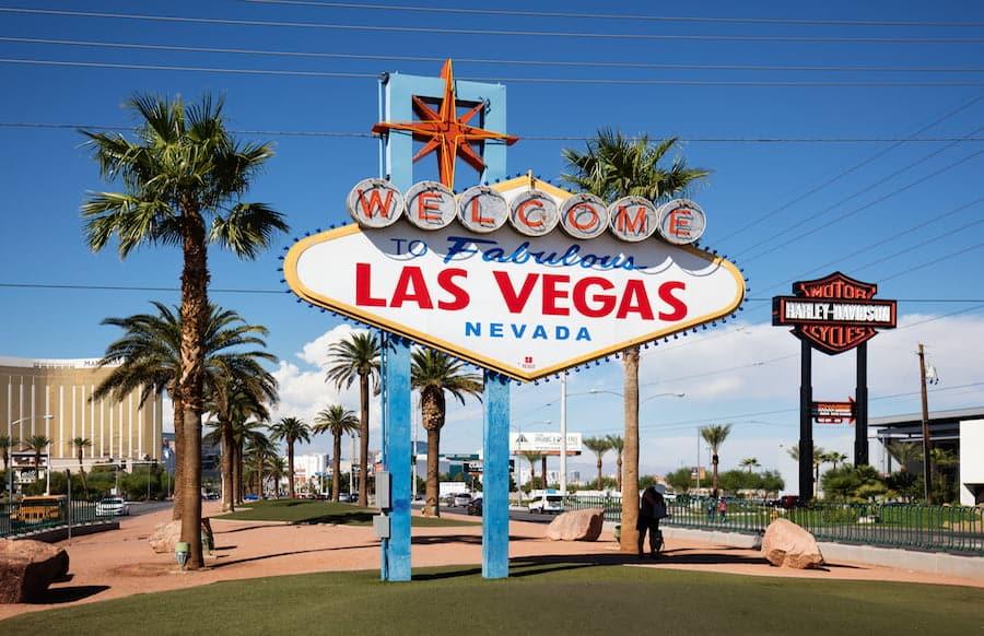 """Symbolbild """"Las Vegas"""""""