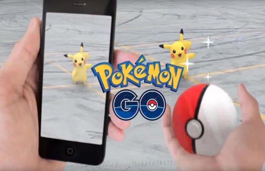 """Symbolbild """"Pokemon Go"""""""