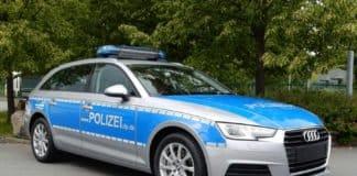 Polizeifahrzeug RLP Audi A4 Avant