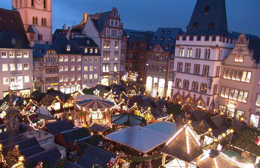 Weihnachtsmarkt In Trier.Handwerk Hilft E V Auf Dem Trierer Weihnachtsmarkt