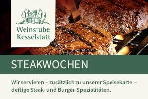 Weinstube Kesselstadt Trier - Steakwochen in der Weinstube Kesselstadt