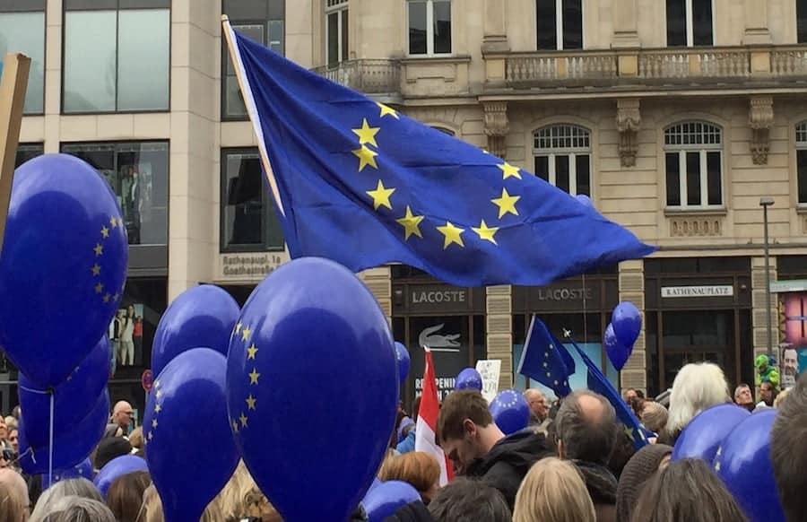 Demonstrationen | Pro-Europäer gehen wieder auf die Straße