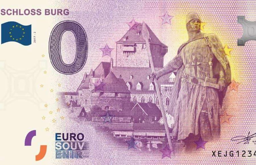 Den 0-Euro-Schein gibt es wirklich