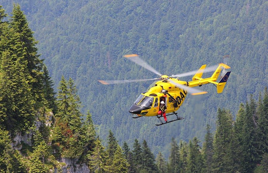 Bergsteigerin aus dem Saarland stirbt bei Absturz an Steilwand