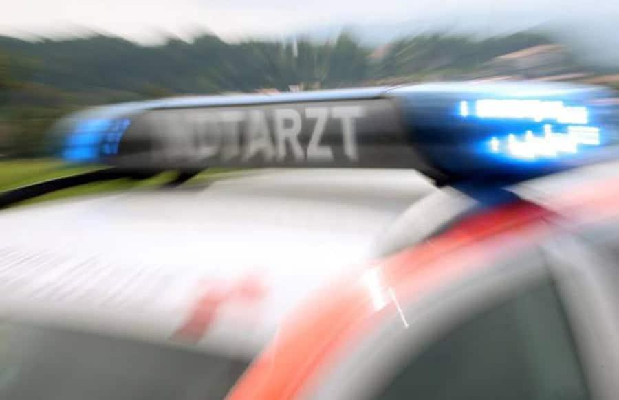 Schwerer Arbeitsunfall in Trier - Zwei Bauarbeiter stürzen 10 Meter in die Tiefe