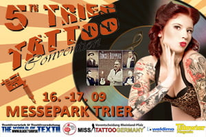 TATTOO & PIERCING CONVENTION TRIER 2017