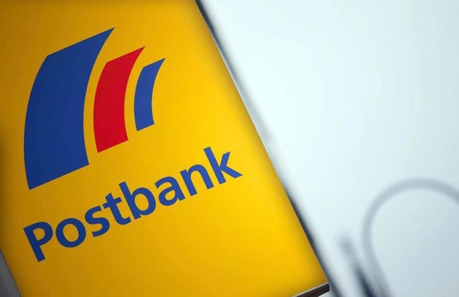 Filialen der Postbank bleiben zu