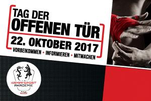 Kampfsport Akademie Trier - Tag der Offenen Tür 2017