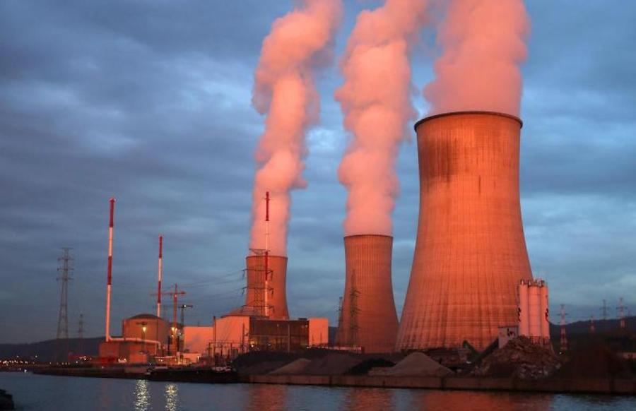 Auch Atomreaktor Tihange-1 höheres Sicherheitsrisiko