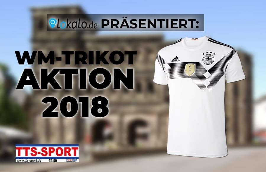 Lokalo-Deal! - JETZT WM-TRIKOT ZUM KRACHER-PREIS SICHERN! ++