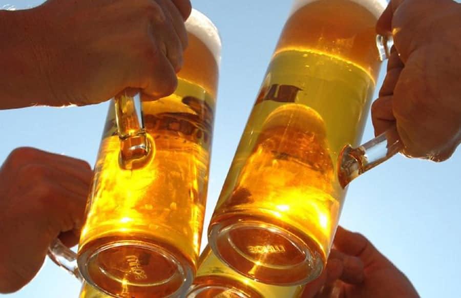 Alkohol Und Hitze