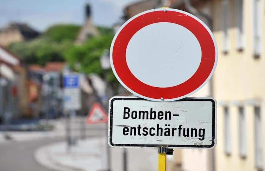 Bombenentschärfung Koblenz Heute