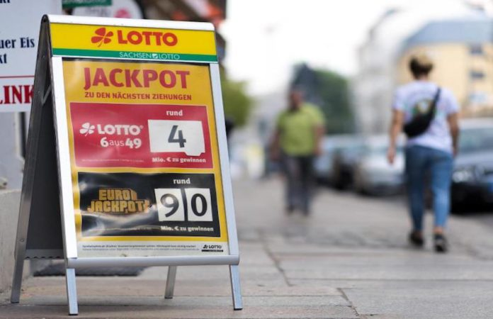 Freitags Lotto Jackpot
