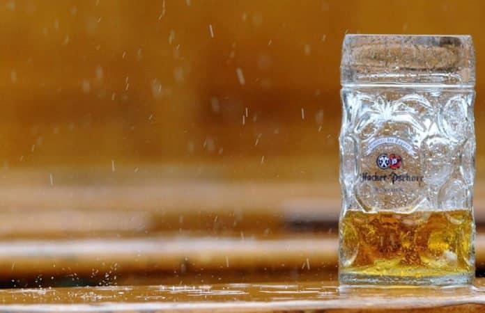 Mass Bier - Bierglas
