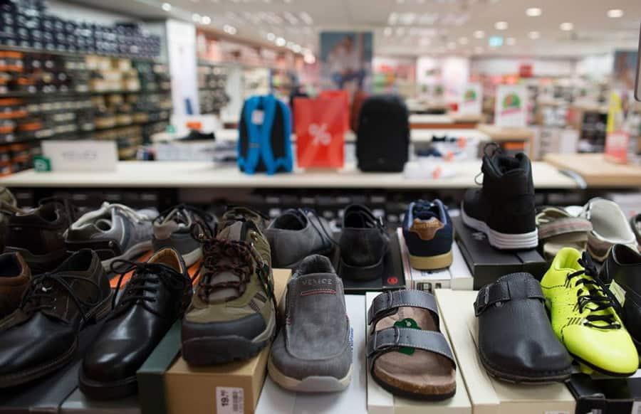 """Alte Schuhe gegen neue """"getauscht""""  Dieb lässt alte Treter einfach im Laden 1595779df0"""