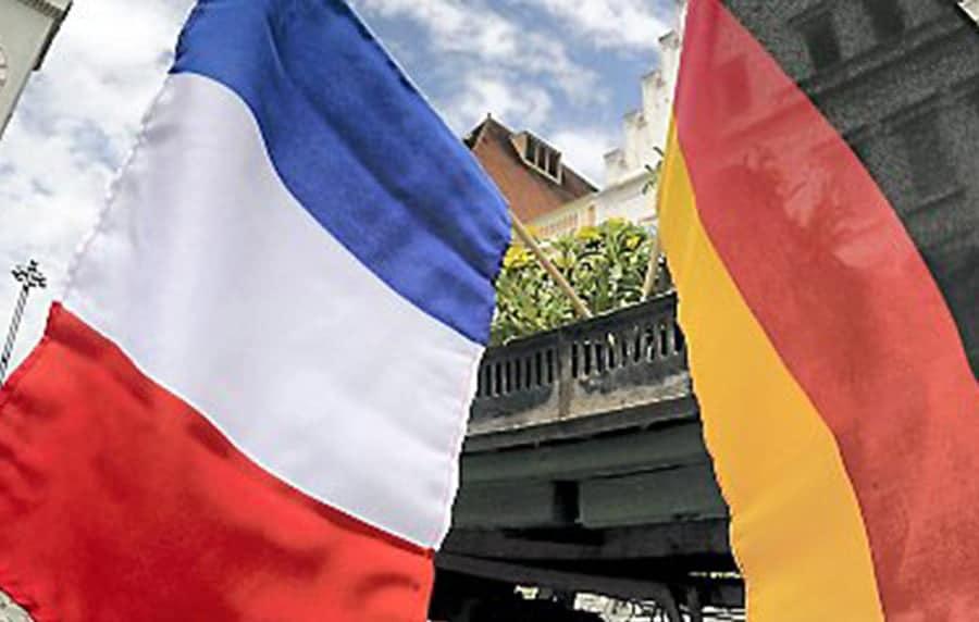 Deutschland Und Frankreich Vertrag Von Aachen Ist Neues