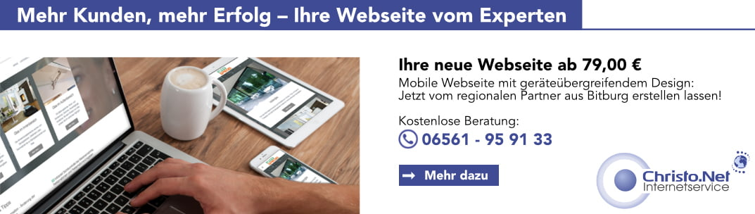 Christo.net - Web- & Printdesign!