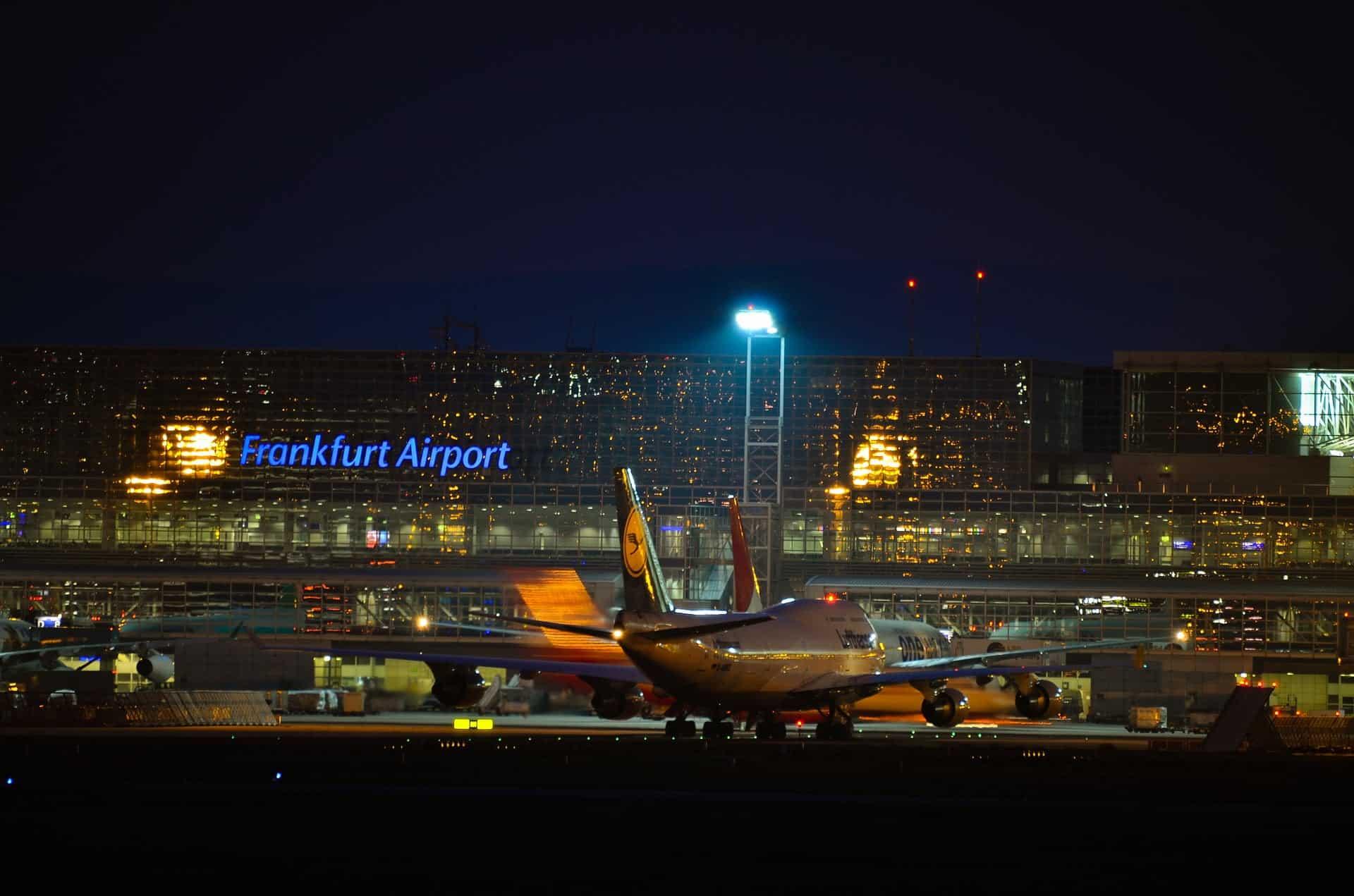 Frankfurt Airport.De