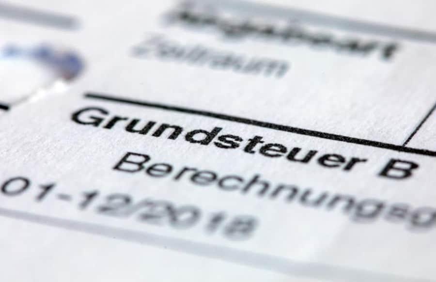 Belastung Mit Grundsteuer B In Dierfeld Am Höchsten