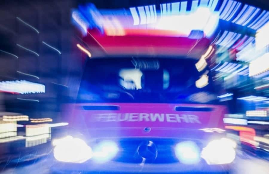 Bei Koblenz: Heißluftballon abgestürzt - ein Toter, mehrere Verletzte