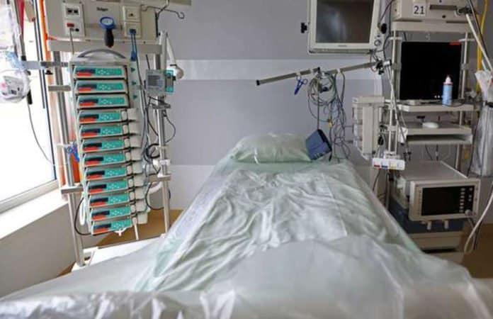 Krankenhaus Corona