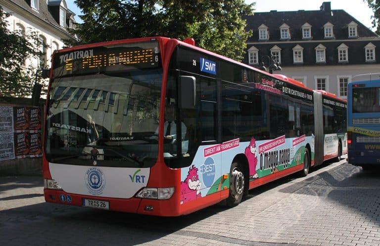 Beliebte Buslinien vor dem Aus! Stadtwerke Trier streichen beliebte Hochschul- und Uni-Linien