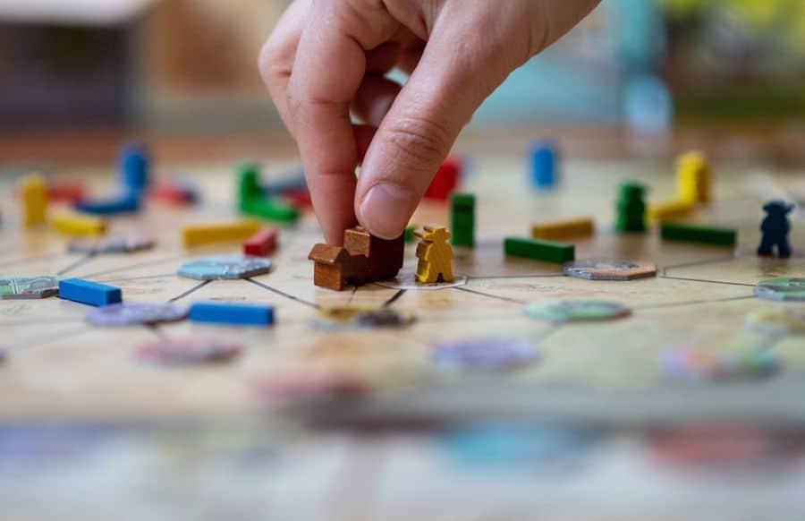 Unterhaltsame Spiele